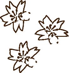 桜ペイント